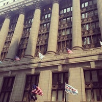 Photo taken at Chicago City Hall by Justin B. on 7/1/2013