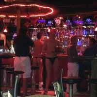 Photo taken at Fiction Bar by Seb G. on 10/26/2012