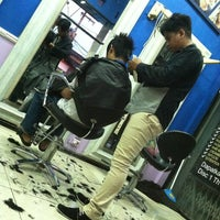 Photo taken at Rabel Salon by Lipo P. on 2/3/2013