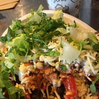 Photo taken at Chipotle Mexican Grill by Conrad & Jenn R. on 3/23/2015