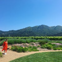 Photo taken at St. Francis Winery & Vineyards by Ken Y. on 6/1/2016