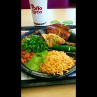 Photo taken at El Pollo Loco by Fabs on 9/18/2014