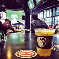 Photo taken at Boulevard Members Club at Sporting Park by Michael E. on 3/23/2013