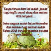 Photo taken at Unit Layanan Pengadaan BP Batam by Subandi M. on 11/23/2012