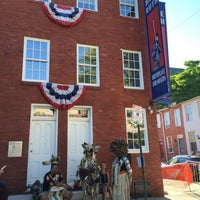 Photo taken at Babe Ruth Birthplace & Museum by Yolanda S. on 6/14/2016