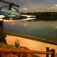 Photo taken at Mormaii Surf Bar by Mariana P. on 4/15/2013