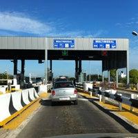 Photo taken at Caseta De Cobro Puente Tampico by PcSita M. on 1/19/2013