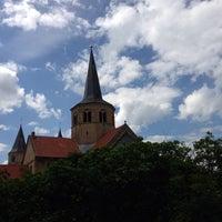 Photo taken at Ernst-Ehrlicher-Park by Bastian D. on 6/15/2013