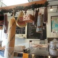 Photo taken at Giacamos Italian Deli by Reuben G. on 12/22/2012