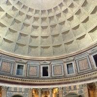 Photo taken at Pantheon by April D. on 9/12/2013