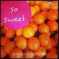 """Photo taken at Fruttivendolo """"Vera Frutta"""" by Vittorio B. on 3/28/2014"""