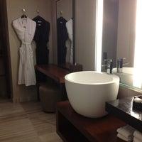 Photo taken at Nobu Hotel by Cherry S. on 3/17/2013