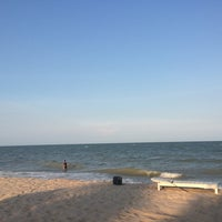 Photo taken at Beach Garden Hotel Cha-am by Khunakorn J. on 5/6/2016