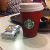 Photo taken at Starbucks by Fatih on 12/6/2015