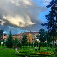 Photo taken at City Park by Aleksandra O. on 5/25/2013
