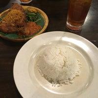 Photo taken at Restoran Ayam Penyet- AP by Fan on 8/25/2016