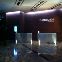 Photo taken at Le Méridien Bangkok by Inga W. on 6/4/2013