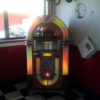 Photo taken at Happy Days Diner by Phyllis R. on 6/13/2013