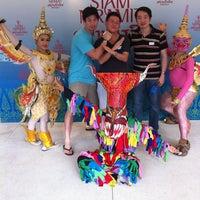 Photo taken at Siam Niramit Phuket by Metha R. on 7/21/2013