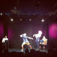 Photo taken at Café Teatro Arenal by Mari trini G. on 10/10/2012