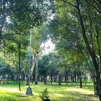 Photo taken at Parque De Paseo De Los Pirules by Howl R. on 10/23/2012