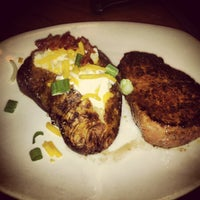 Photo taken at Outback Steakhouse by Leah R. on 5/18/2013
