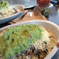 Photo taken at Chipotle Mexican Grill by K on 2/24/2013