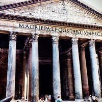 Photo taken at Pantheon by Braulio V. on 7/22/2013