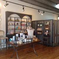 Photo taken at Philosophie Salon & Apothecary by Elle B. on 2/24/2015