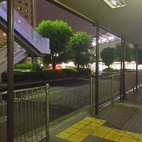 Photo taken at 京阪守口市駅 バスターミナル by ei2ei2_feather on 8/16/2016