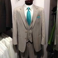 Photo taken at Savvi Formalwear by Julie K. on 11/7/2013