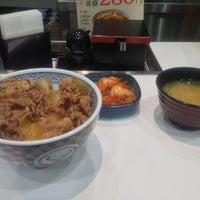 Photo taken at 吉野家 天王寺北口店 by Yutaka Y. on 4/22/2013