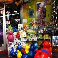Photo taken at Toy Joy by Sarah F. on 12/11/2012