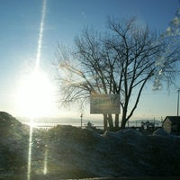 Photo taken at Shanty on the Shore by Heavenly R. on 3/6/2014