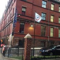 Photo taken at HI New York Hostel by f1shage on 5/30/2013