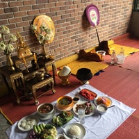 Photo taken at ThonBuri Garden Bar & Restaurant by Nawaporn M. on 2/22/2016
