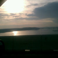 Photo taken at Millard E. Tydings Memorial Bridge by Mike H. on 11/28/2012