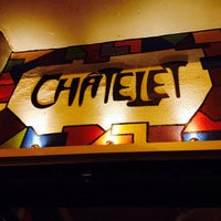Das Foto wurde bei Chatelet Bar von Konstantina C. am 5/3/2015 aufgenommen