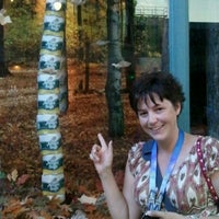 Photo taken at Toilet Paper Tree by Rae A. on 5/18/2013