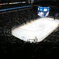 Photo taken at Bridgestone Arena by Steve H. on 4/5/2013