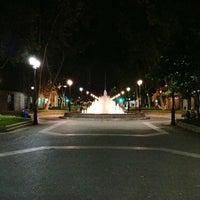 Photo taken at Paseo Bulnes by Juan Pablo G. on 4/9/2013