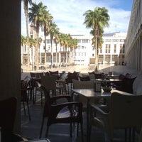 Photo taken at Cafe Bianco by Serafin L. on 10/12/2012