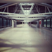 Photo taken at La Aurora International Airport (GUA) by Omid S. on 3/4/2013