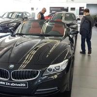 Photo taken at Autohaus BMW by Kalabau on 4/7/2014
