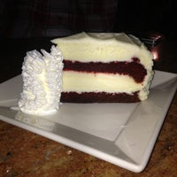 Photo taken at The Cheesecake Factory by Mila on 4/13/2013