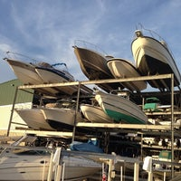 Photo taken at Turtle Cove Marina by Mike S. on 12/23/2013