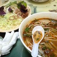 Photo taken at Huế Gourmet by Chris L. on 1/6/2013