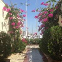 Photo taken at Milta Bodrum Marina by Zeynep D. on 6/28/2013