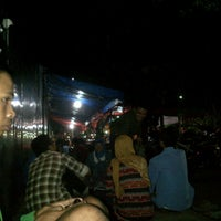 Photo taken at Angkringan Tugu by Oggie J. on 11/4/2013