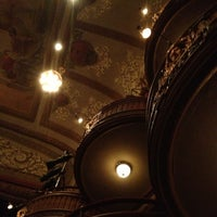 Photo taken at Wells Theatre by Laura W. on 11/17/2012